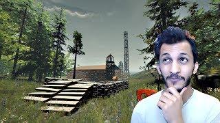 بث النجاه في الغابه: فندق الأحلام  The Forest