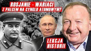 Rosja pod względem skłonności do bandytyzmu niczym nie różni się od Związku Radzieckiego