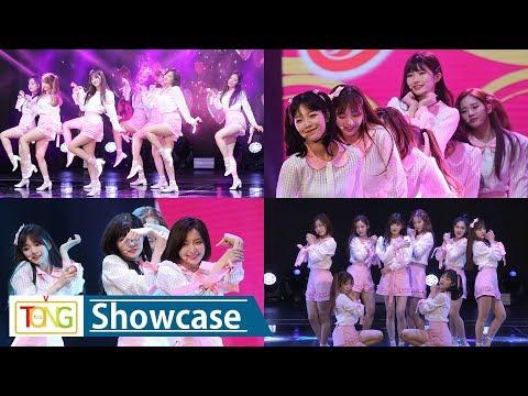 Fromis_9(프로미스나인) 'DKDK' & '22CENTURY GIRL' Showcase Stage (쇼케이스, 두근두근, 22세기 소녀)