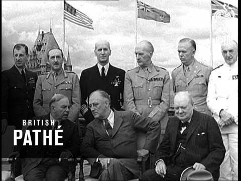 The Quebec Conference (1943)