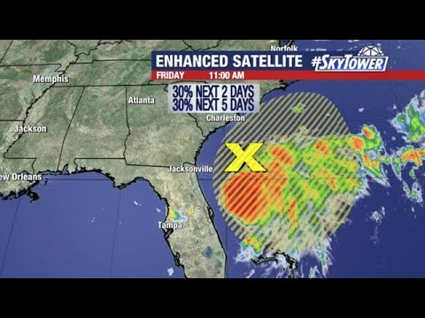 Tropical weather forecast: July 23, 2021
