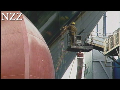 Schiffe für die Zukunft: High-Tech auf dem Wasser - Dokumentation von NZZ Format (1995)