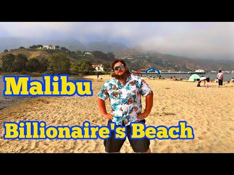 malibu-beach-california-paradise-cove-for-billionaire's