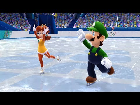 Mario and sonic at the sochi 2014 olympic winter games figure mario and sonic at the sochi 2014 olympic winter games figure skating pairs 1 voltagebd Gallery