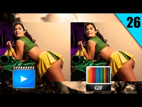 Como convertir un video en una imagen GIF o movible (100 % recomendado)