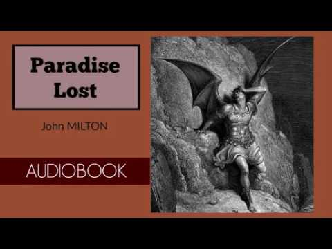 Paradise Lost by John Milton - Audiobook ( Part 1/2 )