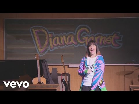 Diana Garnet - Spinning World
