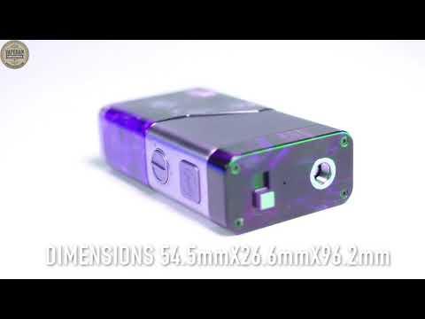 Wismec Luxotic NC 250W Box Mod