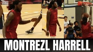 LA CLIPPERS MONTREZL HARRELL & FRANK NITTY SHOW OUT in INTENSE OT Drew League Playoff Game