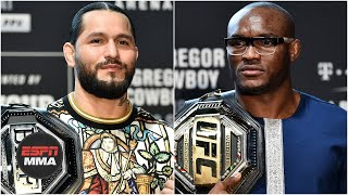 Breaking down Kamaru Usman vs. Jorge Masvidal | UFC 251 | SportsCenter