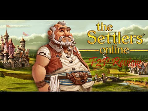 Settlers Online- F2P Review