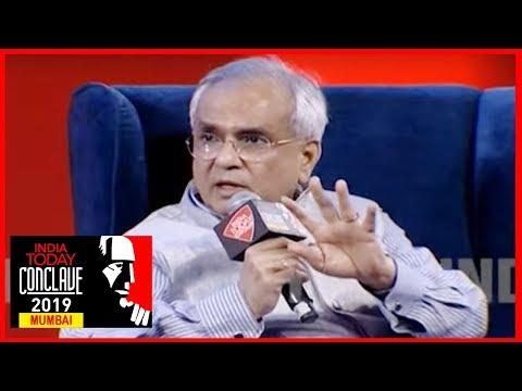 Rajiv Kumar Vice Chairman, Niti Aayog On Fixing The Economy   #ConclaveMumbai19