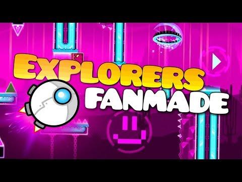 Explorers -  Sneak Peek FANMADE - Geometry Dash