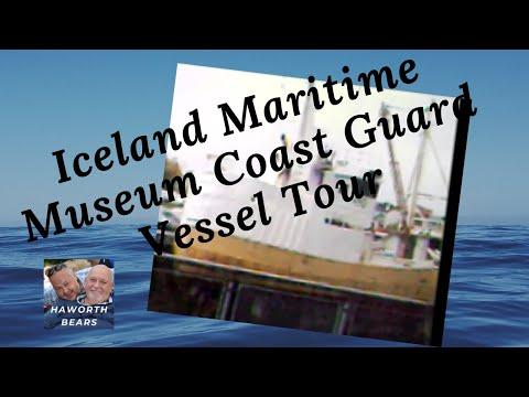 Iceland Maritime Museum Coast Guard Vessel Tour