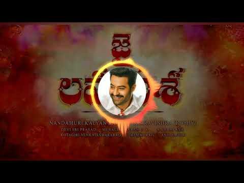 Ne Kallalona NTR ( Jai lava kusha ) Remix By DJ Thiru