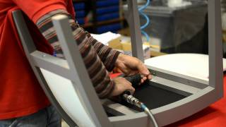 Fenabel | How Our Chairs Are Made: Upholstery