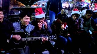 we wish you a merry christmas -guitar &  hacmonica