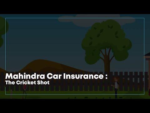 Mahindra Car Insurance : The Cricket Shot