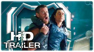THOR RAGNAROK Loki Dying Movie Clip (2017) Marvel Superhero Movie HD