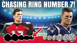 Tom Brady Buccaneers! | How Much Money Are His 6 Rings Worth!