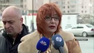 Ваан Мартиросян возложил цветы к памятнику жертвам геноцида в Ходжалы в Баку