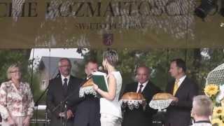 XIII Dożynki Województwa Podkarpackiego, VII Mieleckie Rozmaitości Folkowe, Mielec 25.08.2013