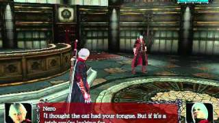 Devil May Cry  4 Refrain Mission 1