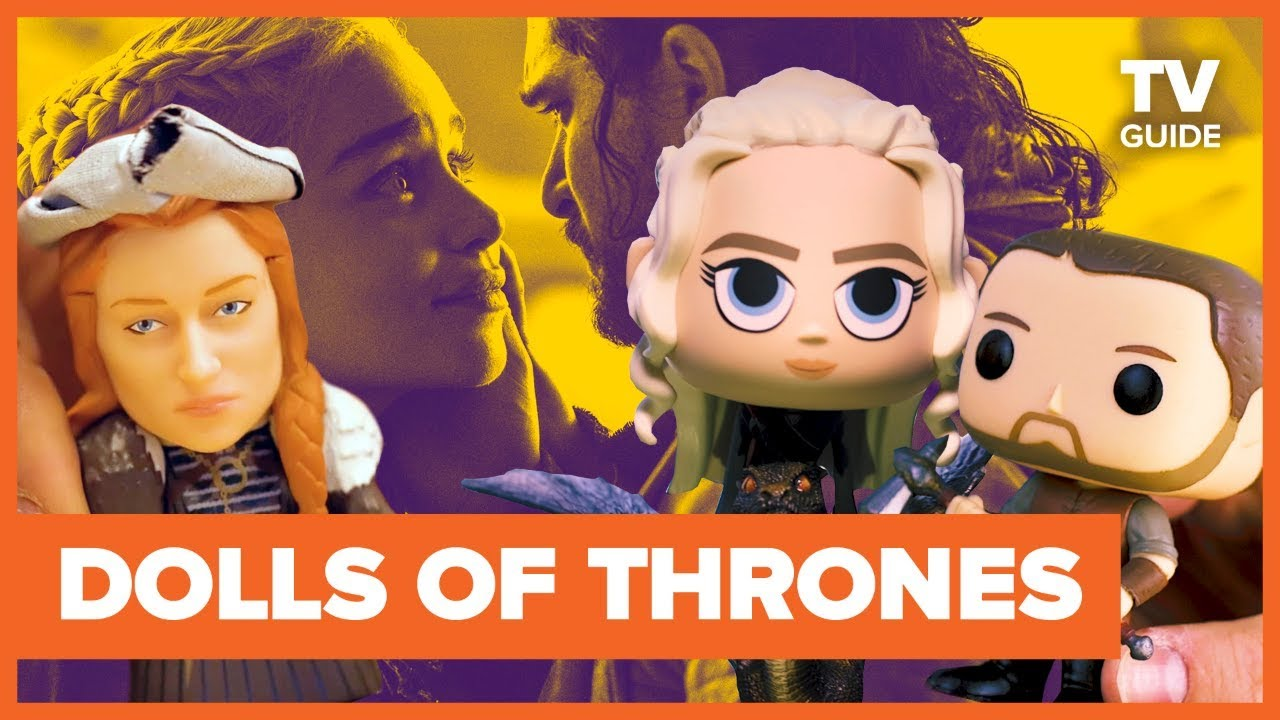 Dolls Of Thrones Game Of Thrones Season 8 Recap