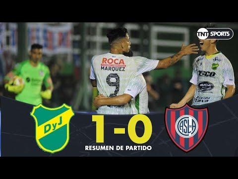 Resumen de Defensa y Justicia vs San Lorenzo (1-0)   Fecha 16 - Superliga Argentina 2018/2019