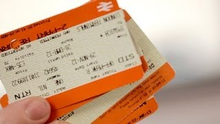 How to cut the cost of your rail tickets