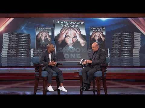 How Charlamagne Tha God Says His Anxiety Inspired His Newest Book, 'Shook One'