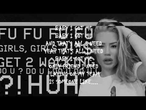 Iggy Azalea - Team Lyrics Song