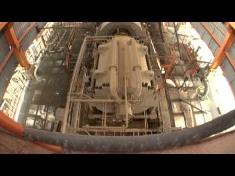 Kavian Petrochemical Plant Construction