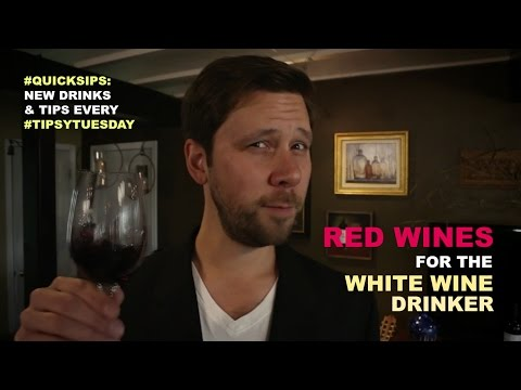 Best Red Wines for Beginners and White Wine Drinkers