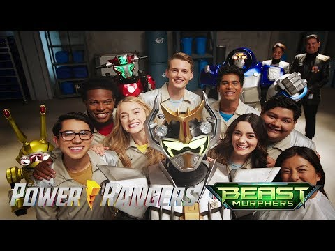 "Power Rangers Beast Morphers Final Scene | Episode 20 ""Evox: Upgraded"""