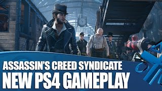 Assassins Creed Syndicate PS4 Gameplay