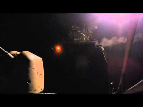 USS Philippine Sea Tomahawk Launch pt.4