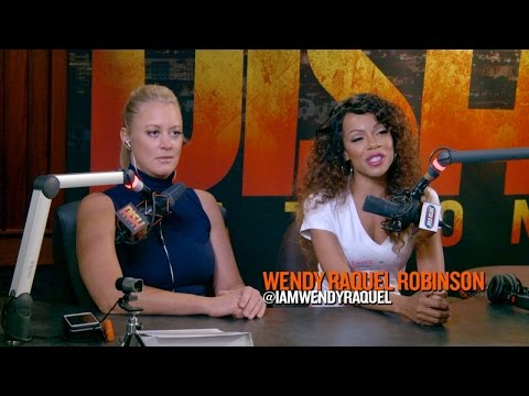 Wendy Raquel Robinson Dishes Up The Latest!