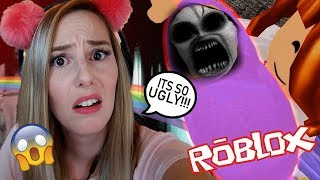 THAT BABY IS A DEMON! 😈😱 | The Beautiful (A Roblox Horror Story) REACTION
