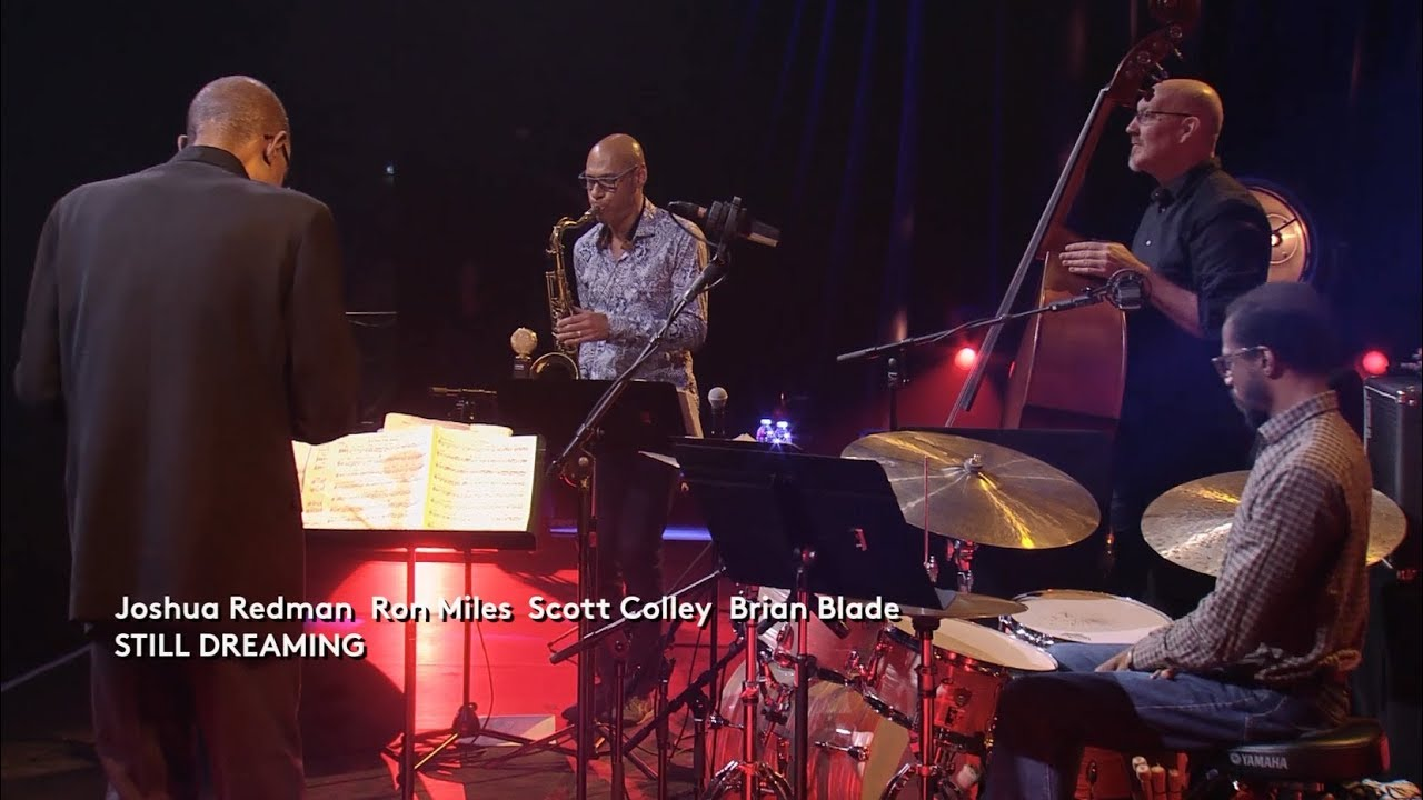 Joshua Redman, Ron Miles, Scott Colley, Brian Blade - Unanimity | Still Dreaming Album