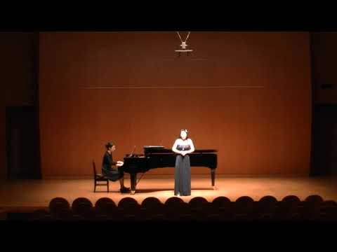 Tokyo International Vocal Music Competition 2017 Semifinal