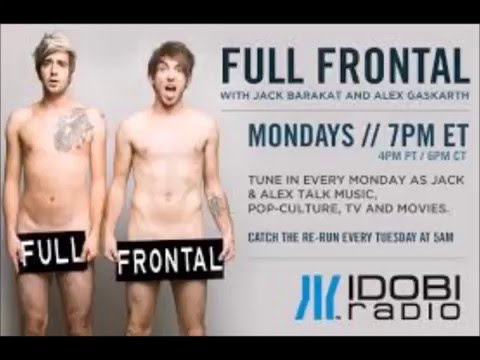 Full Frontal With Alex Gaskarth and Jack Barakat S4 #19: Dad Fro