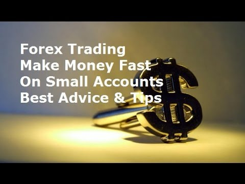 Forex making money fast
