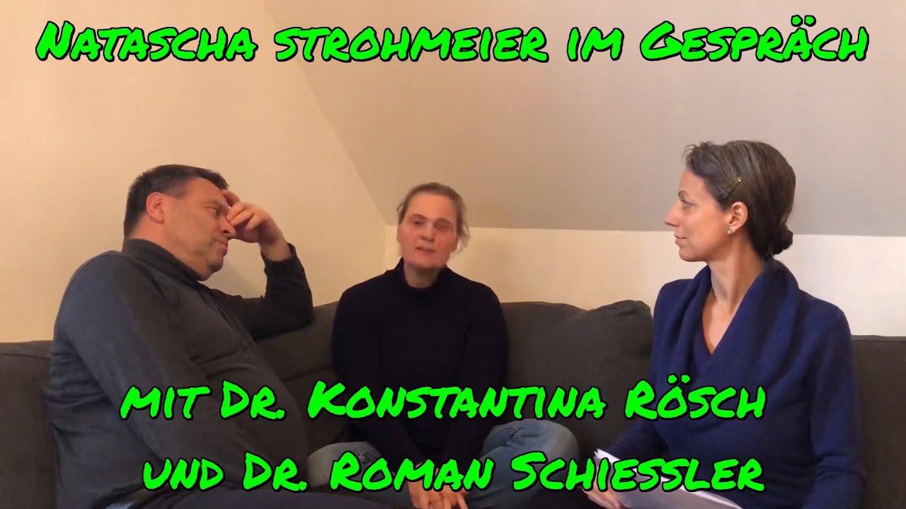 POLIZEI- und BEHÖRDENWILLKÜR: Dr. Konstantina Rösch & Dr. Roman Schiessler im Gespräch (7.2.2021