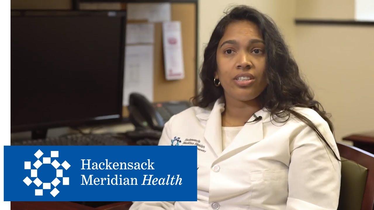 Tara Balija M D On The Breast C A R E Program At Hackensack