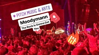 Moodymann - The Rock is Gonna Get You at Pitch Music & Arts Festival 2018