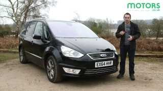 Motors.co.uk Review: Ford Galaxy(Search for used Ford Galaxy's on motors.co.uk http://www.motors.co.uk/used/cars/ford/galaxy., 2015-04-01T11:01:46.000Z)