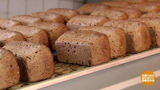 Ржано-пшеничный хлеб. 04.10.2017