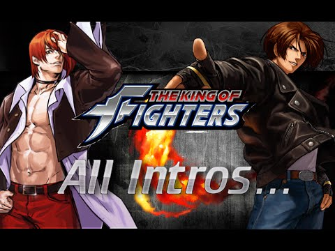 The King of Fighters ~ Openings Collection [60 fps]