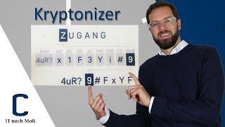 Kryptonizer - Ihr individueller Übersetzer für sichere Passwörter – CYBERDYNE